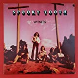 SPOOKY TOOTH Witness LP Vinyl VG+ Cover VG+ 1973 SW 9337 Sterling