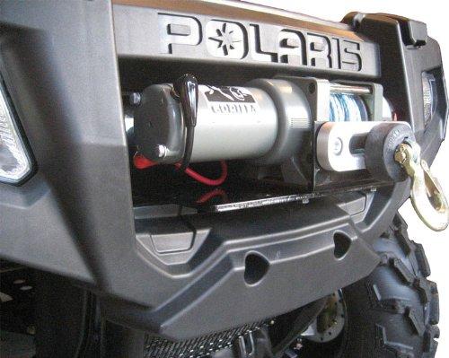 polaris 2002 2010 sportsman 500 600 700 800 atv winch mount kit from fuse powersports