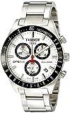 Tissot PRS 516 T0444172103100 Silver Steel Bracelet & Case Men's Quartz Watch