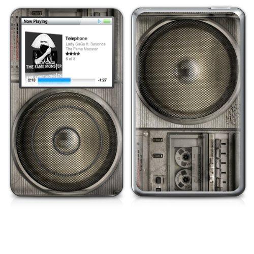skin-adesivo-sticker-per-apple-ipod-classic-soggetto-boombox