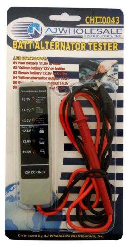 Battery/ Alternator Tester front-295579