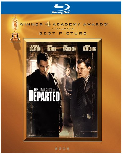 Отступники / The Departed (2006) BDRip 720p