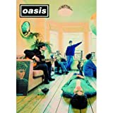 Oasis Postcard: Definitely Maybe Album Cover