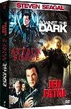 echange, troc Steven Seagal : Against the dark / Attack force / Jeu fatal - coffret 3 DVD