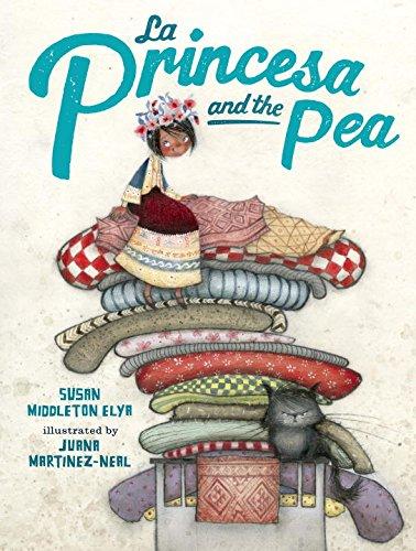 Book Cover: La Princesa and the Pea