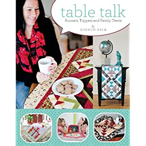 Table Talk: Runners, Toppers and Family Treats