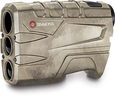 Simmons 801601 Volt 600 Laser Rangefinder, ATAC from Bushnell