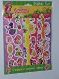 Alligator Books Strawberry Shortcake Sticker Paradise
