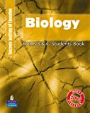 TIE Biology Students' Books for S3 & S4: Students' Book for Forms 3 and 4 (1405842075) by Tanzania Institute of Education
