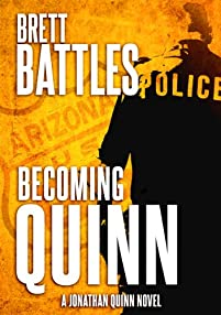 Becoming Quinn by Brett Battles ebook deal