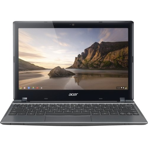 "Acer, Inc - Acer C720P-29554G01Aii 11.6"" Touchscreen Led Notebook - Intel Celeron 2955U 1.40 Ghz - 4 Gb Ram - 16 Gb Ssd - Intel Hd Graphics - Chrome Os - 1366 X 768 Display - Bluetooth ""Product Category: Computer Systems/Notebooks"""