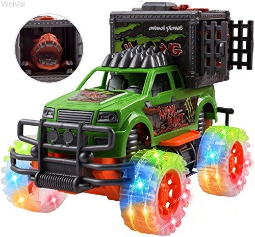 Jungle Dinosaur Car