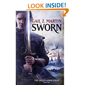 The Sworn (Fallen Kings Cycle Book 1)