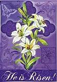 BreezeArt Easter Lily Garden Flag #32042
