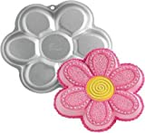 DIY Flowers Shape Aluminum Alloy Baking Mold 27cm*4cm