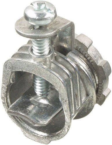 Vista 20310 - Metal Box Connector L16 - 1-Screw 3/8