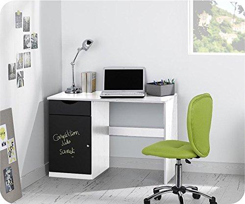 Schreibtisch Tanguy weiß