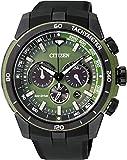 [シチズン]CITIZEN 腕時計 CITIZEN-Collection シチズンコレクション Eco-Drive エコ・ドライブ グローバルモデル スポーティークロノライン CA4156-01W メンズ