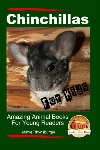 Chinchillas For Kids - Amazing Animal Books For Young Readers PDF