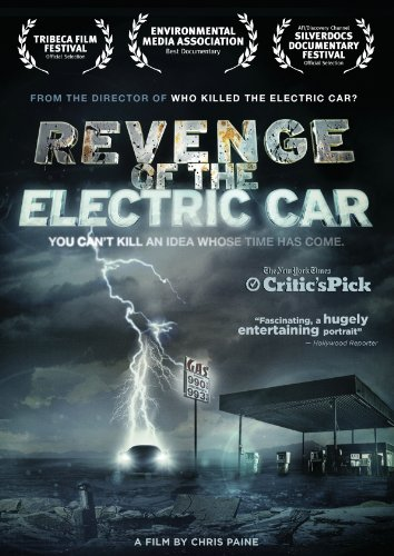 Cover art for  Revenge of the Electric Car