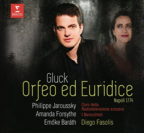 CD : Philippe Jaroussky - Gluck: Orfeo Ed Euridice (2PC)