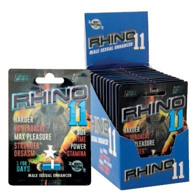 RHINO-11-Platinum-5000-All-Natural-Male-Enhancement-Sex-Pill-3-PACK