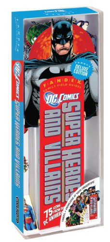 DC Comics Super Heroes and Villains: Fandex Deluxe Reviews