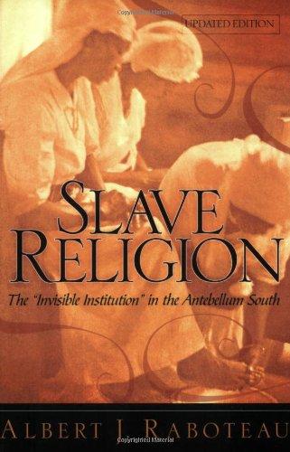 Slave Religion: The