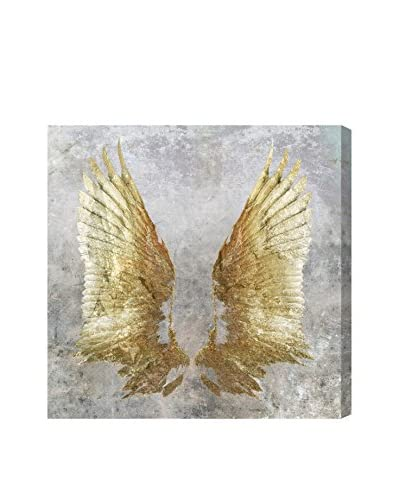 Oliver Gal My Golden Wings Canvas Art