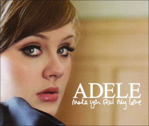 Adele - Make You Feel My Love (CD, Single) - Zortam Music