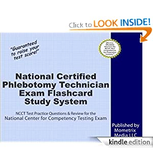 Phlebotomy National Certification Exam.