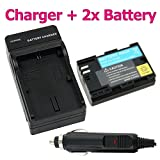 51vk40AcvPL. SL160  2x LP E6 Battery+Charger for Canon EOS 5D Mark II 2 7D