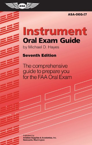 Instrument Oral Exam Guide: The Comprehensive Guide to...