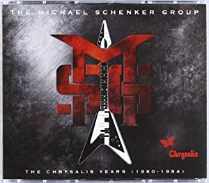The Chrysalis Years, 1980-1984