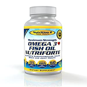Omega 3 fish oil 2000mg epa dha essential for Best time to take fish oil