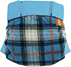 Gdiapers Gpants Glacier Mountain Flannel, Large