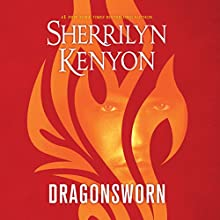 Dragonsworn: Dark-Hunter, Book 28 Audiobook by Sherrilyn Kenyon Narrated by Holter Graham