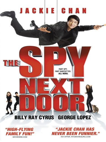 The Spy Next Door Cover