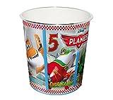 Planes - Papelera de plástico (Kids Euroswan WD71004)