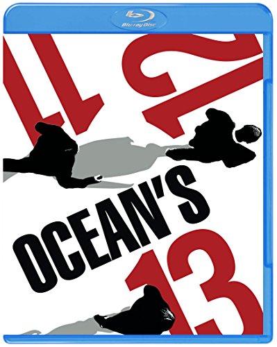 【Amazon.co.jp限定】オーシャンズ スペシャル・バリューパック (3枚組) [Blu-ray]