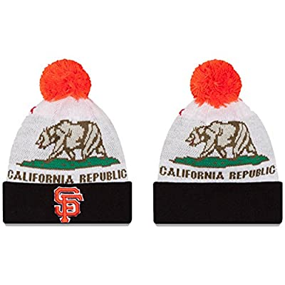 San Francisco Giants Adult City Factor Beanie - Orange