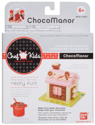 Chef Kids Chocopot Accessories