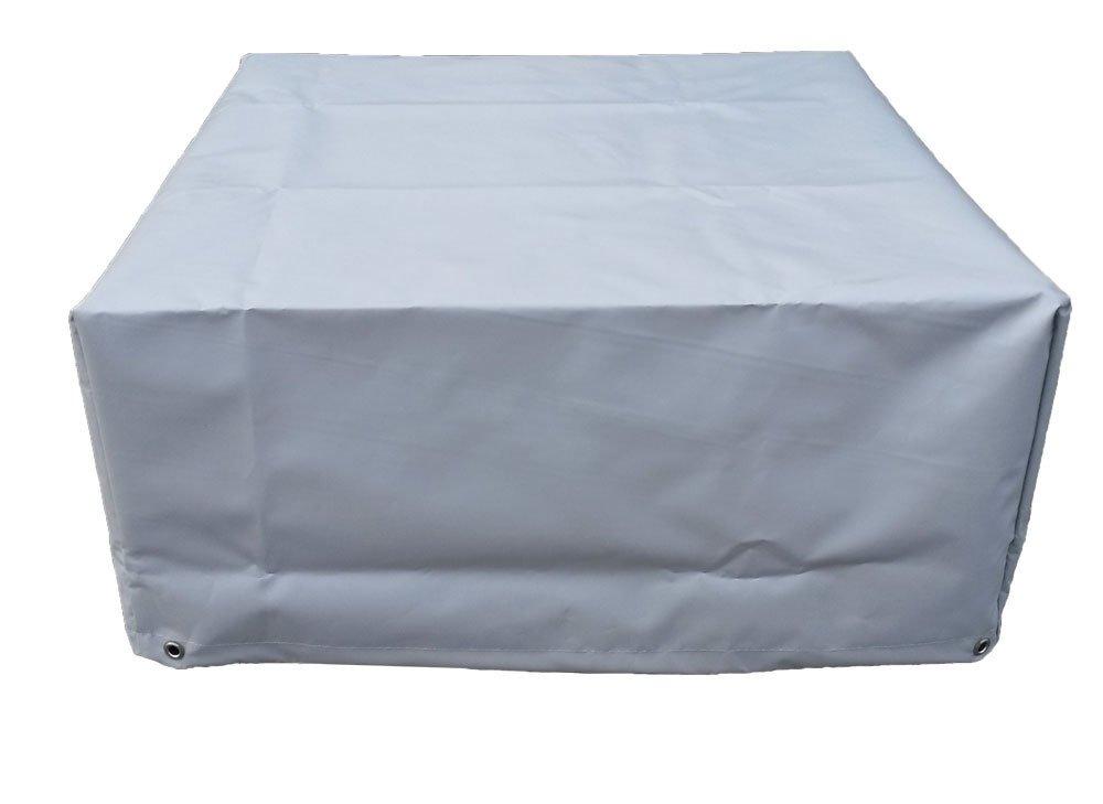 Schutzhülle zu Lanzarote Lounge Hocker 60x60cm PVC Gewebe günstig bestellen
