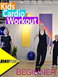 Kids Step Aerobic and Marching Workout with Jenny Ford