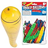 21 Rocket Balloon Refills