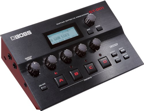 BOSS Guitar Effects Processor GT-001
