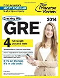 img - for Cracking the GRE with 4 Practice Tests, 2014 Edition (Graduate School Test Preparation) book / textbook / text book