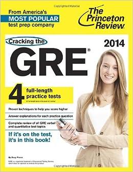 Test Preparation): Princeton Review: 9780307945631: Amazon.com: Books