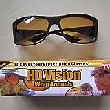 CPEX HD Vision Glasses Driving Anti Glare Wrap Around Sunglasses