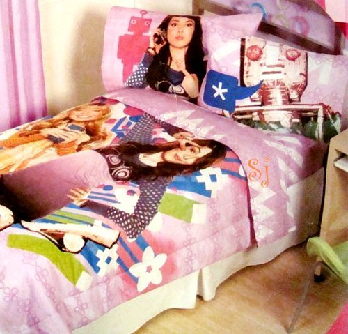 iCarly Bedding Twin Comforter